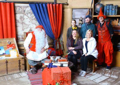 Santa Claus Village somestartti